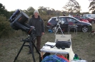 Rodney, Celestron GPS11 and Club LXD75 in Background