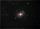M100 - NGC 4321 Galaxy