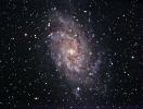 M33 Spiral Galaxy