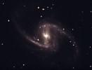 NGC 1365 Galaxy