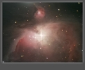 M42 Mosaic with Diffraction Spikes
