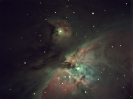 Trapezium: Centre of the Orion Nebula