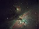Trapezium: Centre of the Orion Nebula