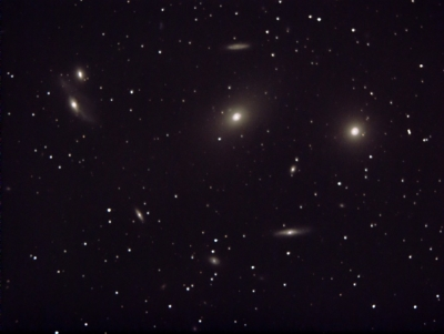 Markarian's Chain Galaxy Group