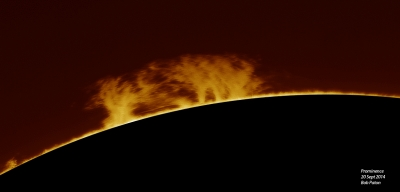 Prominence 20 Sep 14